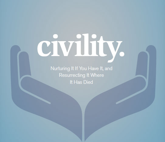 PM Magazine - Civility - July 2012
