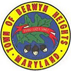 Berwyn Heights Town Seal 2